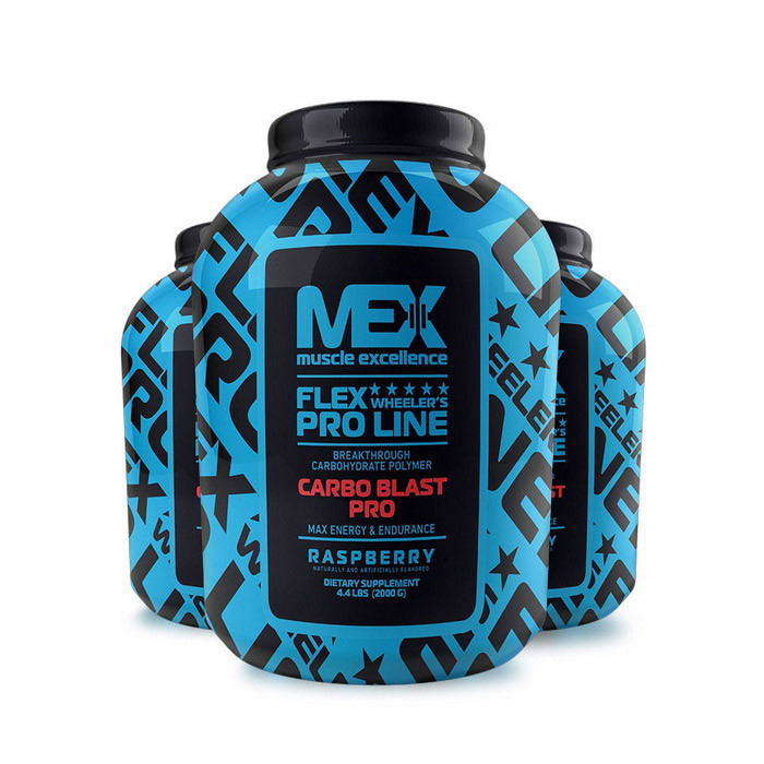 Карбо (углеводы) MEX Carbo Blast Pro unflavored 2 kg