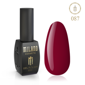 Гель Лак MILANO 8ml № 087