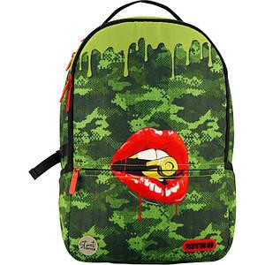 Рюкзак міський Kite City K20-2569L-3 зелений