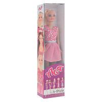 """Кукла Ася """"А-Стайл"""" блондинка в розовом платье"""