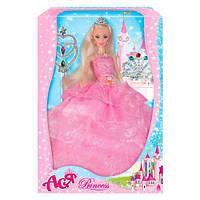 """Набор с куклой Асей """"Стиль принцессы"""""""