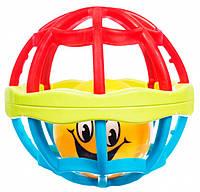 Мягкий мяч-погремушка, Bebelino