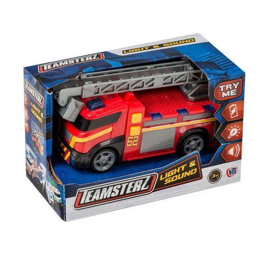 """Пожарная машина  серии """"Light&Sound"""" со светом и звуком, Teamsterz"""