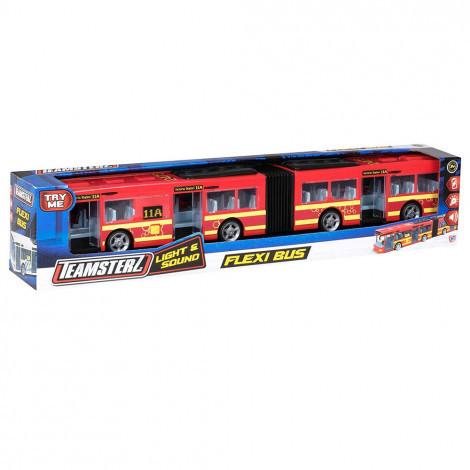 """Автобус серии """"Light&Sound"""" со светом и звуком, Teamsterz"""