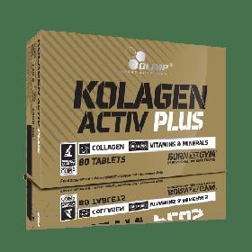 Коллаген Olimp Kolagen Activ Plus (80 tabs)