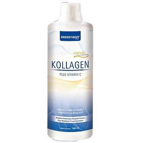 Коллаген жидкий Energy Body Kollagen plus vitamin C 1 L