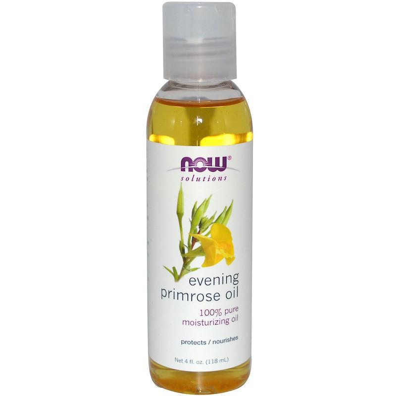 Масло примулы NOW Evening primrose Oil 118 ml