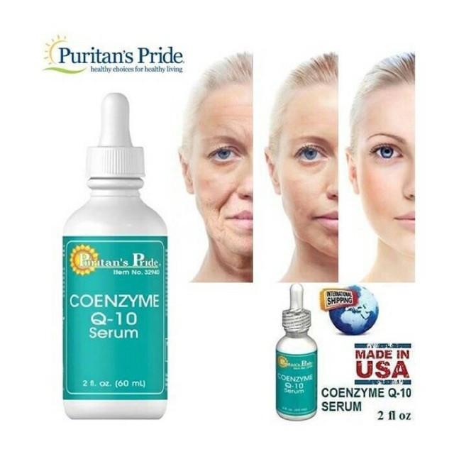 Коензим Q-10 Puritan's Pride Coenzyme Q-10 Serum 60 ml
