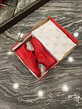 Мужские кроссовки Nike Air Force 1 Low Red Black Stars, мужские кроссовки найк аир форс 1 лов, фото 9