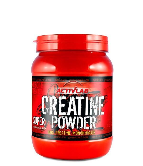 Креатин Activlab Creatine Powder 500 g