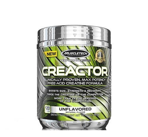Креатин комплексний MuscleTech Creactor (203 g)