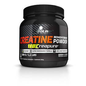 Креатин моногидрат Olimp Creatine Creapure Monohydrate (500 g powder)