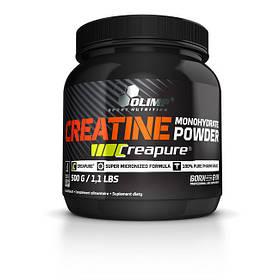 Креатин Olimp Creatine Monohydrate Creapure (500 g powder)