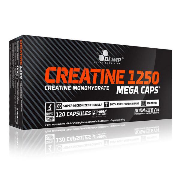 Креатин Olimp Creatine Mega Caps (120 caps)