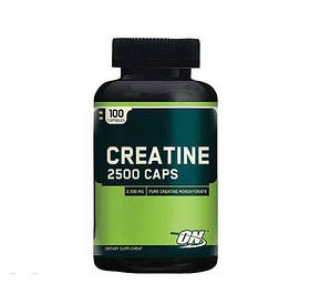 Креатин Optimum Nutrition Creatine 2500 Caps (100 caps)