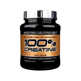 Креатин моногидрат Scitec Nutrition 100% Creatine Monohydrate (1 kg)