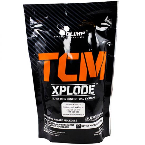 Три-креатин малат Olimp TCM Xplode (220 g)