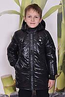 Демисезонная детская куртка Футбол на мальчика Размеры 128- 164