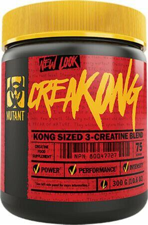 Креатин комплексний PVL Mutant Creakong 300 g