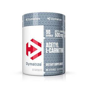 Л-Карнітин Dymatize Acetyl L-carnitine (90 caps)