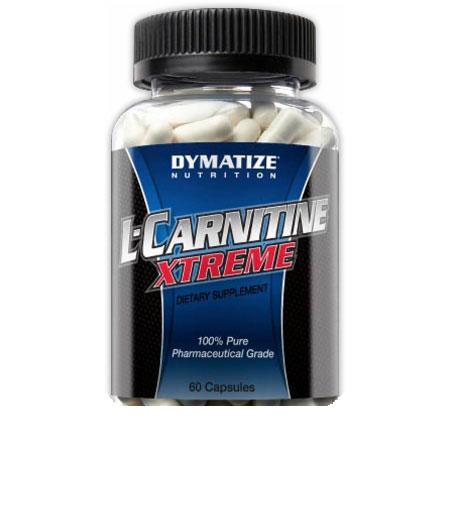 Л-Карнітин Dymatize L-Carnitine Xtreme (60 caps)