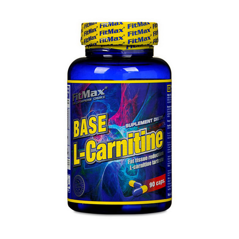 Л-Карнитин FitMax Base L-Carnitine (90 caps)