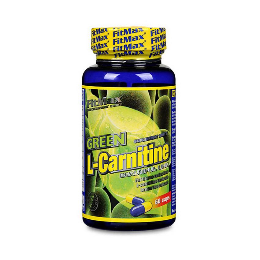 Л-Карнітин В Green L-Carnitine (60 caps)