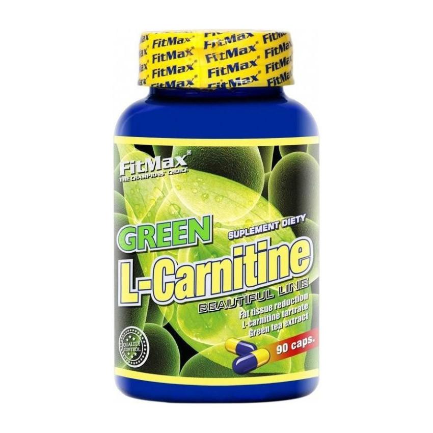 Л-Карнітин В Green L-Carnitine (90 caps)