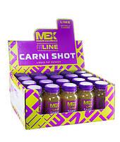 Л-Карнитин MEX Carni Shot (20 x 70 ml)
