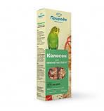 Колосок Овощной для волнистых попугаев 140г Природа, фото 2