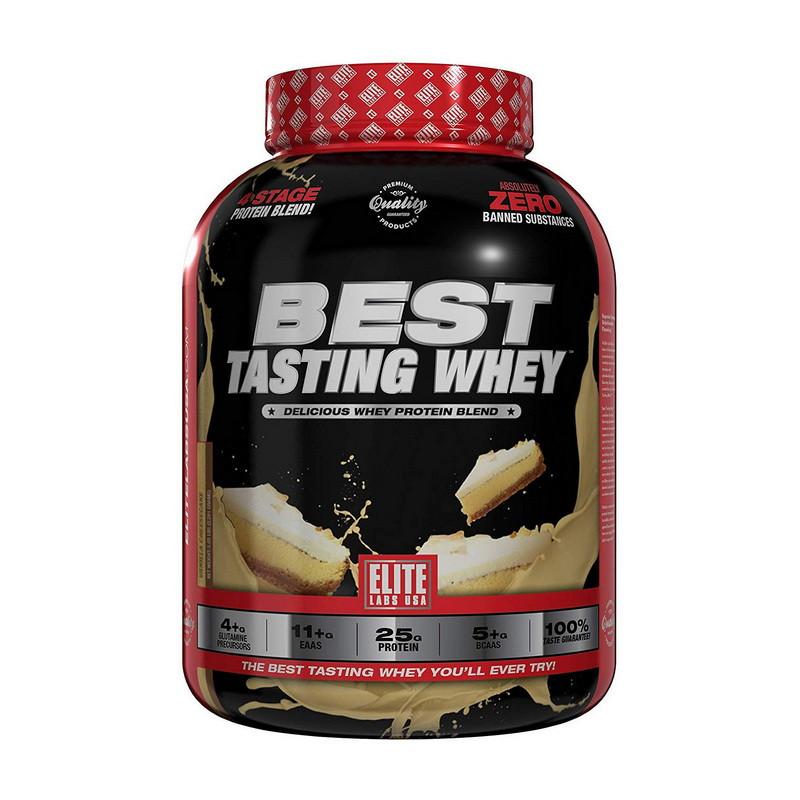 Сывороточный протеин ELITE Labs Best Tasting Whey 2,28 kg