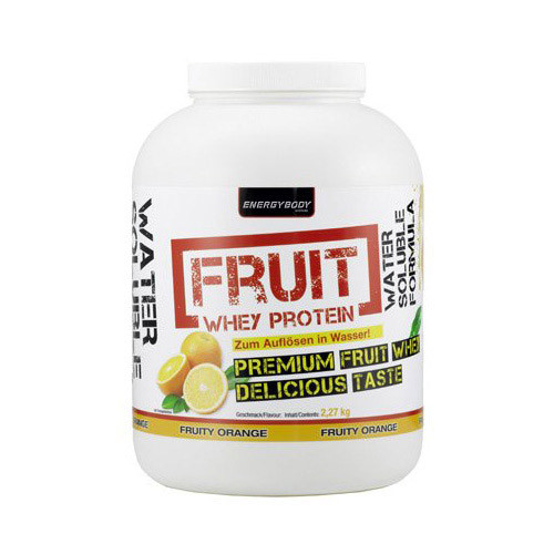 Протеин сывороточный Energy Body Fruit Whey Protein 2,27 kg