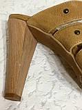 Босоножки-шлепки женские 40 р Италия, фото 2
