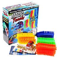 Іграшкова залізниця MAGIC TRACK RACING 165 деталей DL60