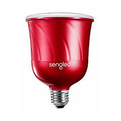 Смарт-лампа Sengled Pulse Satellite 8W Bluetooth Red з вбудованою акустикою JBL (C01-BR30EUSC)