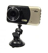 """Видеорегистратор DVR T652 4 """"Full HD Выносной камеры заднего вида"""