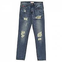 Джинсы Lee Cooper Vintage Ripped Mid Wash - Оригинал