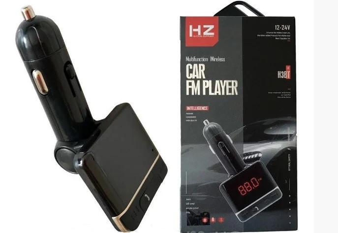 Трансмиттер FM MOD. H3 + BT