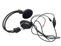Наушники MDR 808 / Наушники проводные с микрофоном