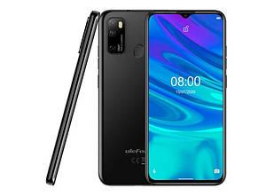 "Смартфон Ulefone Note 9P Dual Sim Black; 6.52"" (1600x720) IPS / MediaTek MT6762 / ОЗУ 4 ГБ / 64 ГБ встроенной + microSD до 256 ГБ / камера 16+5+2 Мп +, фото 2"