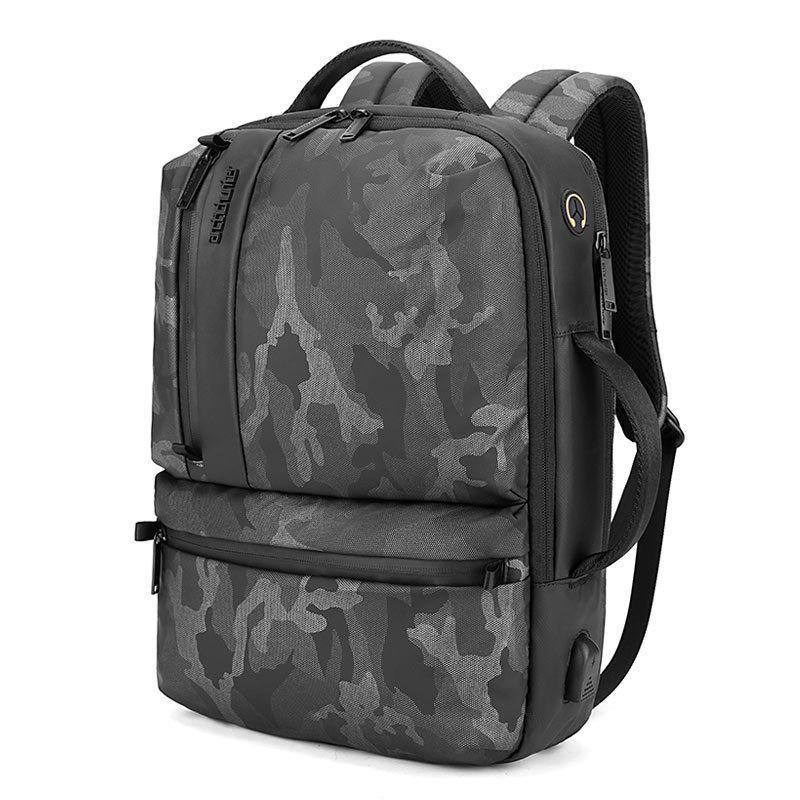 """Городской рюкзак 4в1 Arctic Hunter Wizz Air для ноутбука 15.6"""" с водозащитой (B00271)"""