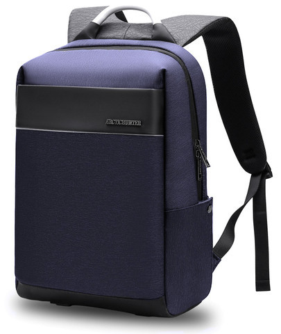 """Рюкзак міський Arctic Hunter для ноутбука 15"""" (B00218) Blue"""