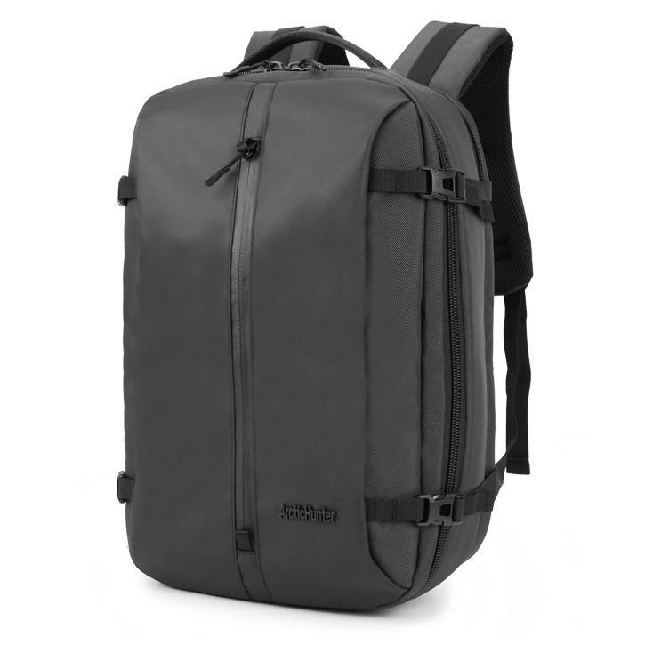 """Рюкзак для города и поездок Arctic Hunter с влагозащитой"""" (B00189) Черный"""
