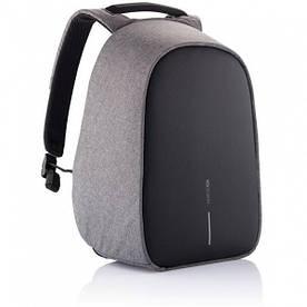 Рюкзак для ноутбука Bobby Hero Small Grey (P705.702) с защитой от краж