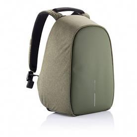 Рюкзак для ноутбука Bobby Hero Small Green (P705.707) с защитой от краж
