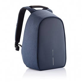 Рюкзак для ноутбука Bobby Hero Small Navy Blue (P705.705) с защитой от краж