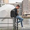 """Рюкзак для ноутбука Bobby Hero Regular 15.6"""" (P705.291) Black с защитой от краж, фото 9"""