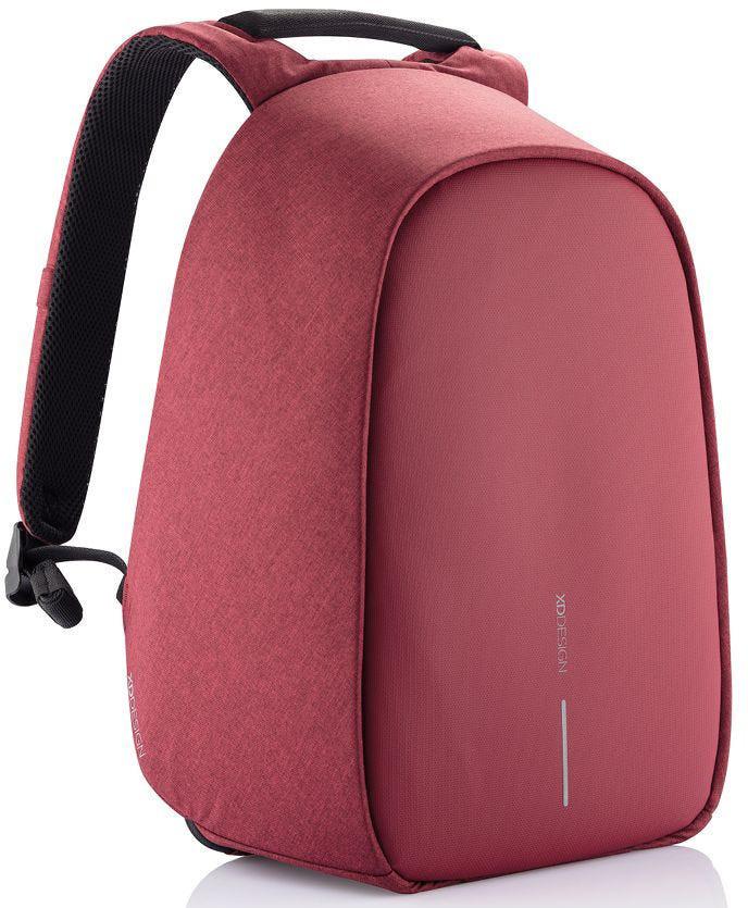 """Рюкзак для ноутбука Bobby Hero Regular 15.6"""" Red (P705.294) із захистом від крадіжок"""