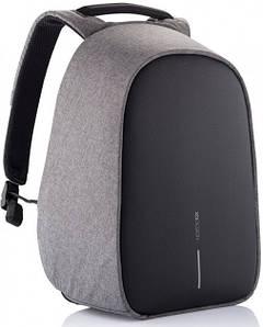 """Рюкзак для ноутбука Bobby Hero Regular 15.6"""" Grey (P705.292) с защитой от краж"""