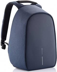 """Рюкзак для ноутбука Bobby Hero Regular 15.6"""" Navy Blue (P705.295) с защитой от краж"""